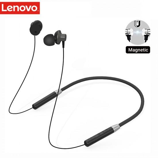 Lenovo HE06 Neckband Bluetooth Wireless Earphone