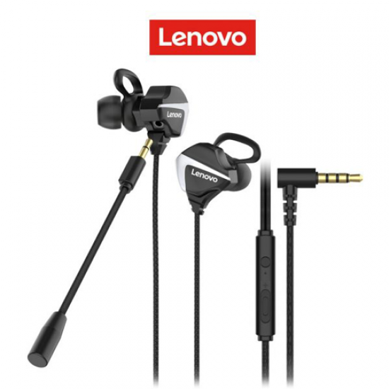 Lenovo H105 Wired Gaming in-ear Headset