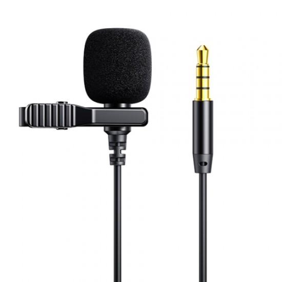JOYROOM JR-LM1 Lavalier Microphone 2m