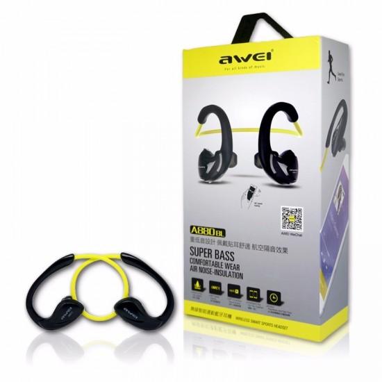 AWEI A880BL Wireless Smart Sports Headset