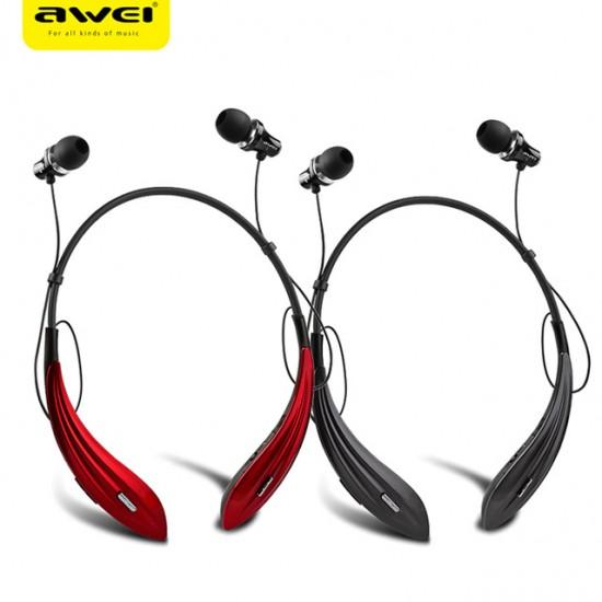 AWEI A810BL Neck-Band Wireless Bluetooth Headset