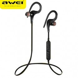 Awei A890BL Bluetooth 4.1 Wireless Smart Sport Earphones