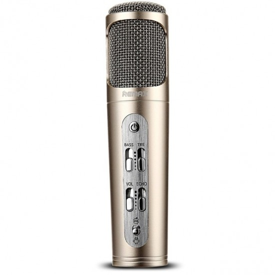 REMAX RMK-02 Wired Microphone