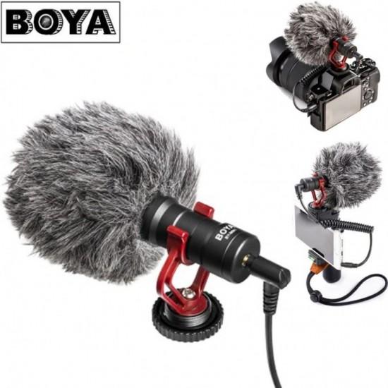 BOYA BY-MM1 Universal Cardioid Microphone