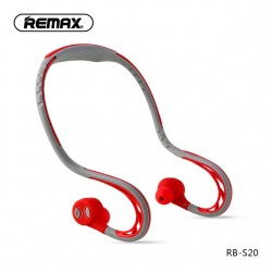 REMAX RB-S20 NECKBAND SPORT BLUETOOTH EARPHONE WIRELESS STEREO HANGING IN-EAR HEADPHONE