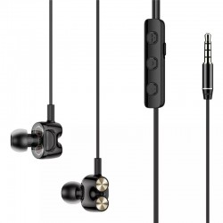 Rock Space RAU0596 Mutin Dual Unit Stereo Earphone
