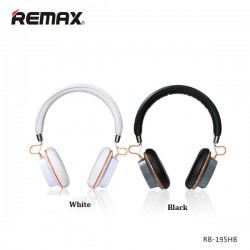 REMAX RB-195HB Stereo Multi-points Wireless Bluetooth Headphone